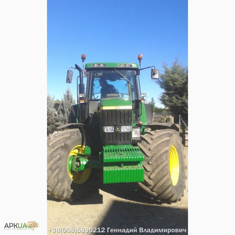 6 объявлений - Продажа тракторов John Deere (Джон Дир.