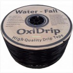 Капельная лента от 50м шаг 10, 20, 30см толщина 8-9mil фитинги и комплектующие для полива
