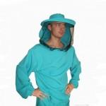 Куртка пчеловода, из габардина маска классическая