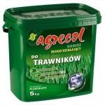 Удобрение Agrecol для газона быстрый ковровый эффект 10 кг