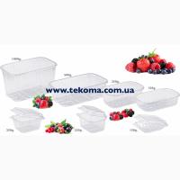 Упаковка для голубики, упаковка для ежевики, упаковка для ягод, тара для ягод, евротара