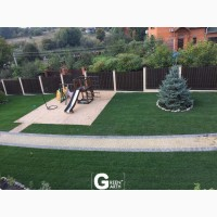 Ландшафтный дизайн, ландшафтное проектирование Green Grarth (Грин Гарт)
