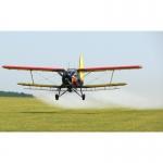 Авіаційні-хімічні роботи літаками Ан-2 та гвинтокрилами