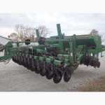 Сеялка сівалка зерновая зернова Great Plains Грейт Плейнс 1500 (удобрения добрива, 19 см)