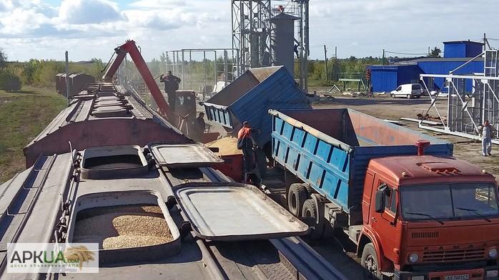 Загрузка вагонов на элеваторе запчасти для транспортеров конвейеров