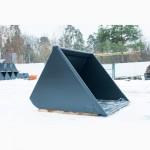 Ковш для телескопического погрузчика 4 м.куб