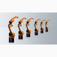 Промышленные роботы серии KR CYBERTECH