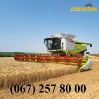 Предприятие предоставляет в долгосрочную аренду комбайны на уборку зерновых и масличных