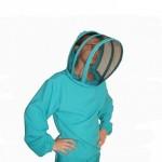 Куртка пчеловода, из габардина маска европейского образца