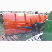 Продам фронтальные гидравлические отвалы на Имп трактора ( 3х точечная навеска