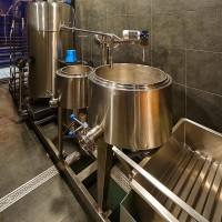 Переробка молока на обладнанні українського виробника