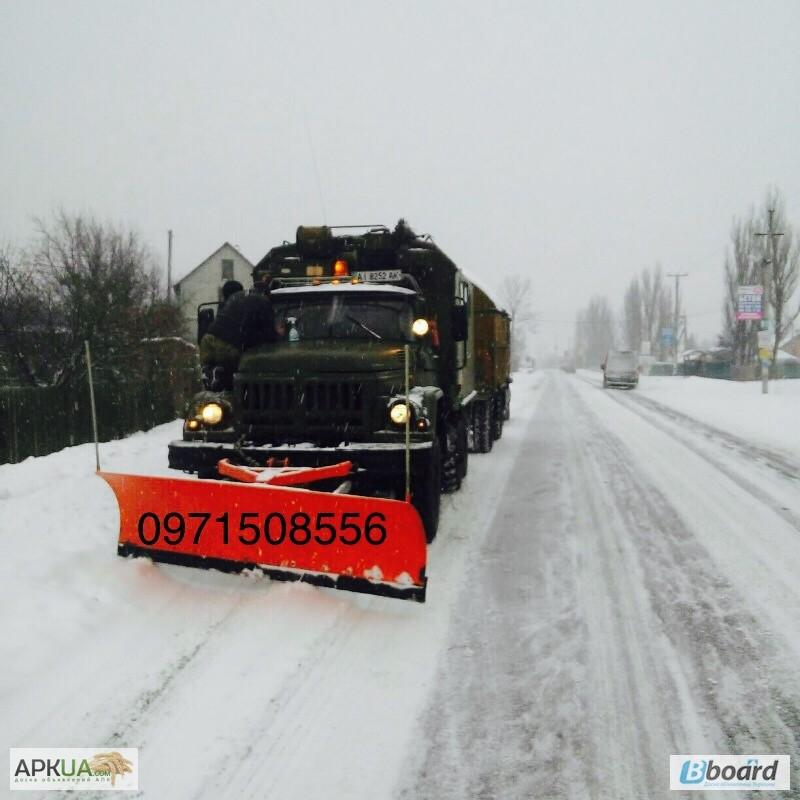 Отвал для снега на мтз: 14 000 грн. - Запчасти для спец.