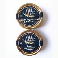 Черная икра - Стерлядь и Ленский Осетр