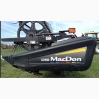 Жниварка CLAAS 1050 MacDon D50