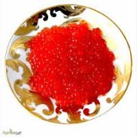 Имитированная икра красная Лососевая ТМ Рыбанов