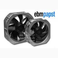 Осевые AC-вентиляторы ebmpapst W2 E 200-HH 38-01; W2E 250-HL 06-01