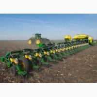 Оказываем услуги по посеву зерновых, подсолнечника, кукурузы