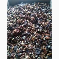 Продам ядро грецкого ореха черное 200 кг