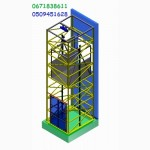 Производство грузовых электрических подъёмников! Грузовые подъёмники-лифты. Украина