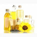 Подсолнечное масло, Экспорт.Sunflower oil for export