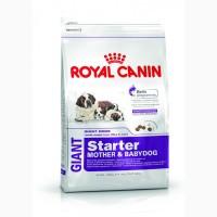 Royal canin корм для собак giant starter 15кг