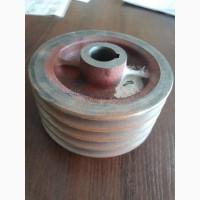 Шкив 4-х ременной роторной косилки