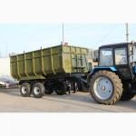 Прицеп тракторный самосвальный 2ПТС-9, 2ПТС-10, 2ПТС-16, 2ПТС-20