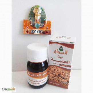 Масло Пажитника Хельбы Fenugreek Oil из Египта Аль-Хавадж