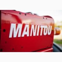 Ремонт любой сложности телескопических погрузчиков Manitou и JCB