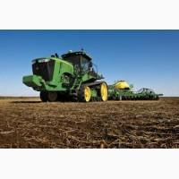 Посев подсолнечника, зерновых, кукурузы