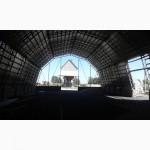 Будівництво Арочних Каркасних Ангарів, Виготовлення Металевих Конструкції