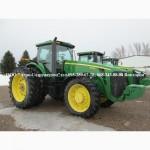 Трактор John Deere 8430 из США