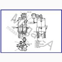 Вакуум-выпарной аппарат МЗС-320 для выпаривания овощефруктовых масс