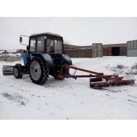 Відвал тракторний навісний ВТН-2500-80.2 ПОМАГАЙ гідроповорот