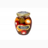 Перец Черри асорти фаршированный сыром «Фета» 0, 35 л