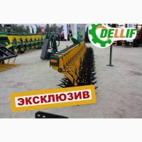 Ротационная борона Dellif Белла 3 м 15 рабочих органов