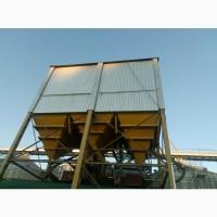 Изготовление и монтаж бункеров для выгрузки зерна на ж. д