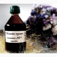 Настоянка підмору бджолиного спиртова 20% оптові продажи
