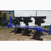 Продам недорого плуг оборотный ПОН-3-35 навесной