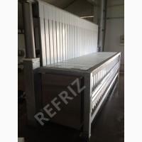 Морозильный плиточный аппарат, плиточная (блочная) заморозка мяса, фарша в блоки