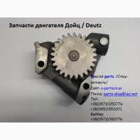 Запчасти двигателя Дойц / Deutz