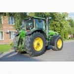 Колесный трактор John Deere 8430