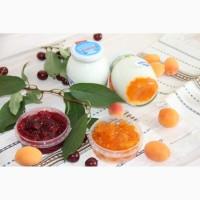 Высококачественные джемы, фруктовые наполнители, наполнители на молочно-жировой основе