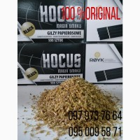 Табак Virginia Gold+сигаретные гильзы Hocus Black