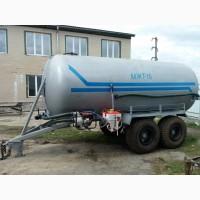 Бочка МЖТ-16 для КАС и воды (есть комплектация для навоза)
