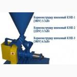 Кормоэкструдер шнековый КЭШ- 3 380 В. 6, 5 кВт. 45 кг/час