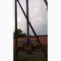 Изготовление и монтаж промышленной пароотводной ( дымовой) трубы согласно