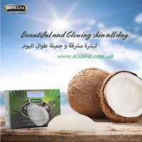 Мыло кокосовое Hemani 75 грамм
