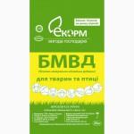 Білково-вітамінно-мінерал ьні добавки (БМВД) для тварин та птиці ТОВ ЗАВОД ЕКОРМ