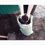 Доставка грунта (земли, чернозема) в мешках по оптимальной цене в Запорожье
